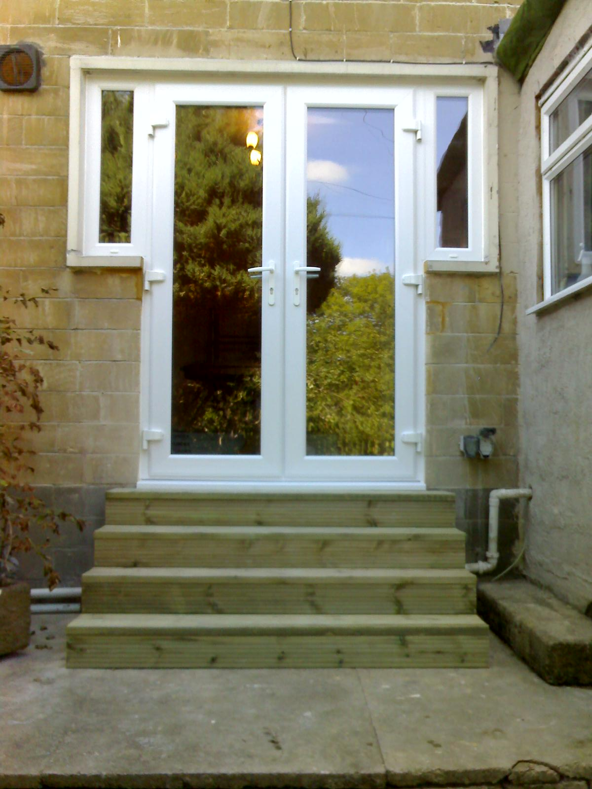 Decking Steps 2