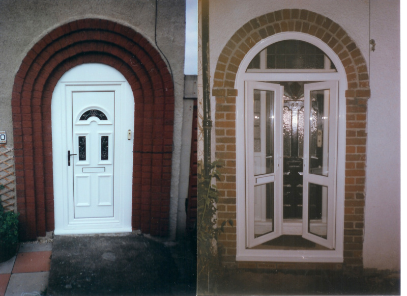 Arch Doors from £ 600